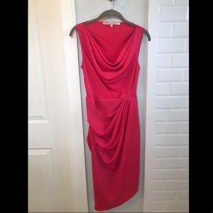 Stunning Red Rachel Roy Dress